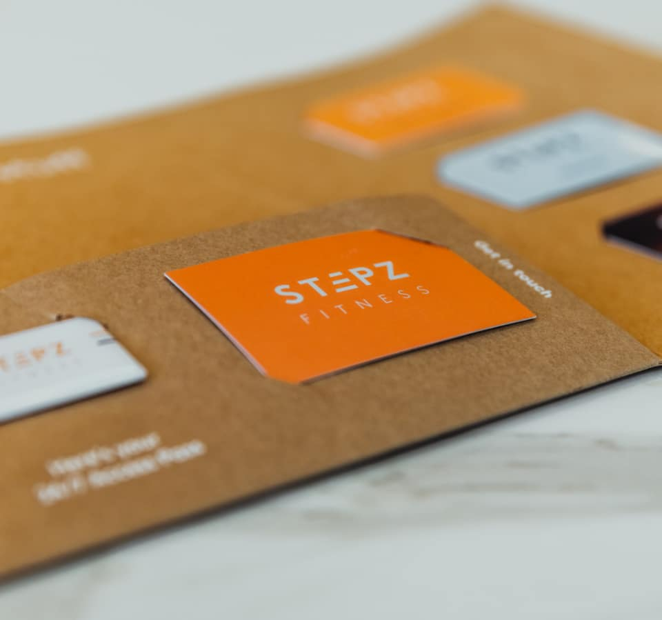 Corporate Membership Card - Stepz Fitness