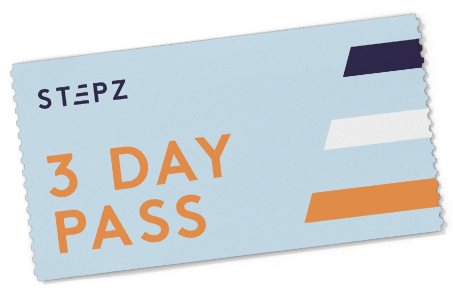 Get Your Free 3 Day Pass