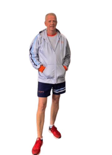 Mark Timms - Stepz Fitness Gym St Lucia Franchisee