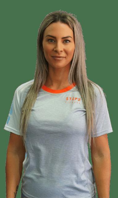 Alicia Scott - Stepz Fitness Arundel Club Manager
