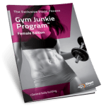 Female Gym Junkie Program