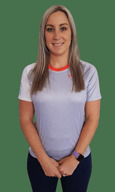 Alyce Benson - Stepz Fitness Club Manager Lismore