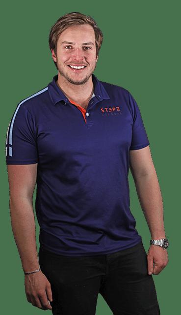 Sam Waller from Stepz Fitness